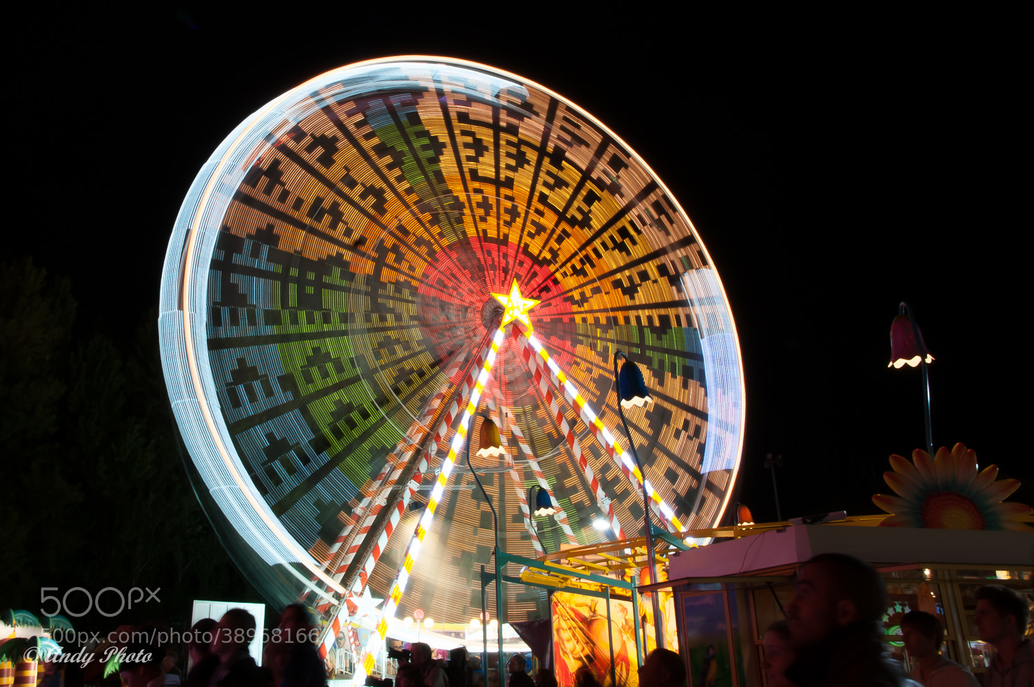 Photograph At the fairground by Andyphoto1 on 500px