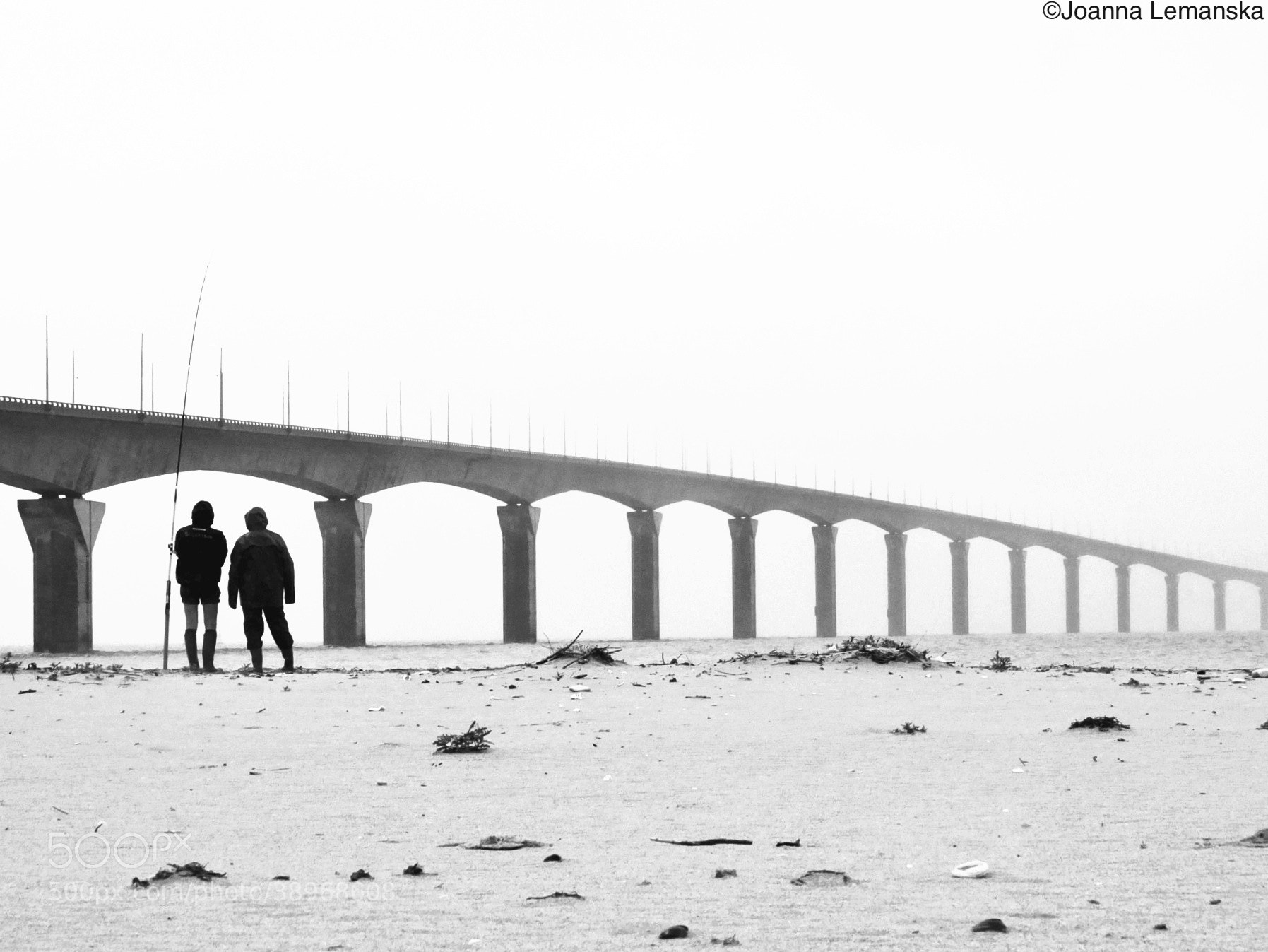 Photograph Fishermen by Joanna Lemanska on 500px