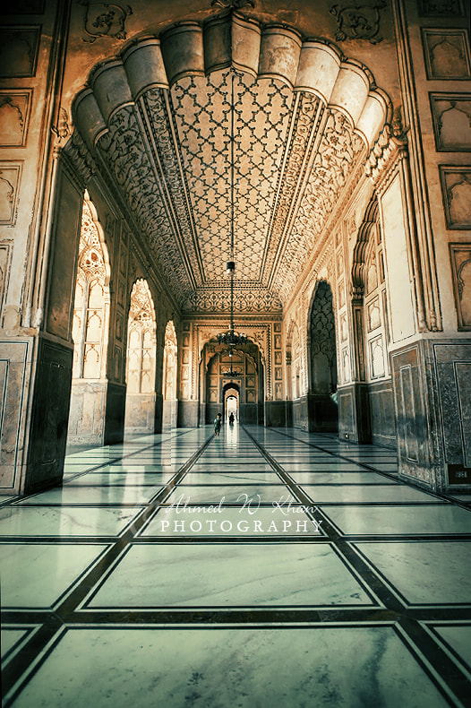 Photograph Badshahi Masjid by Ahmed W Khan on 500px
