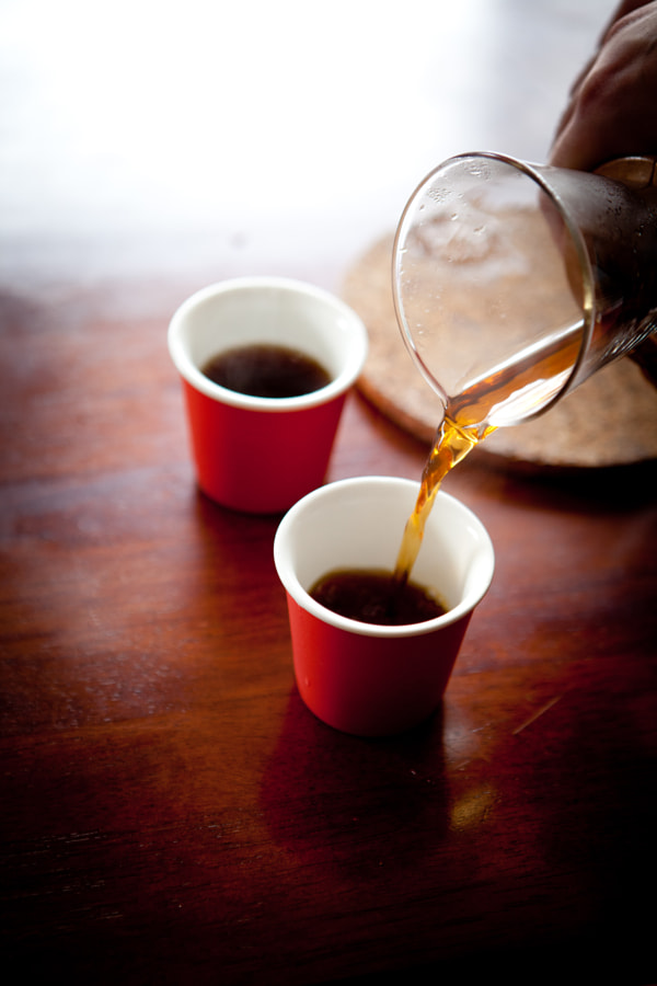 We use coffee from a local supplier call Five Sense Coffee (Melbourne).