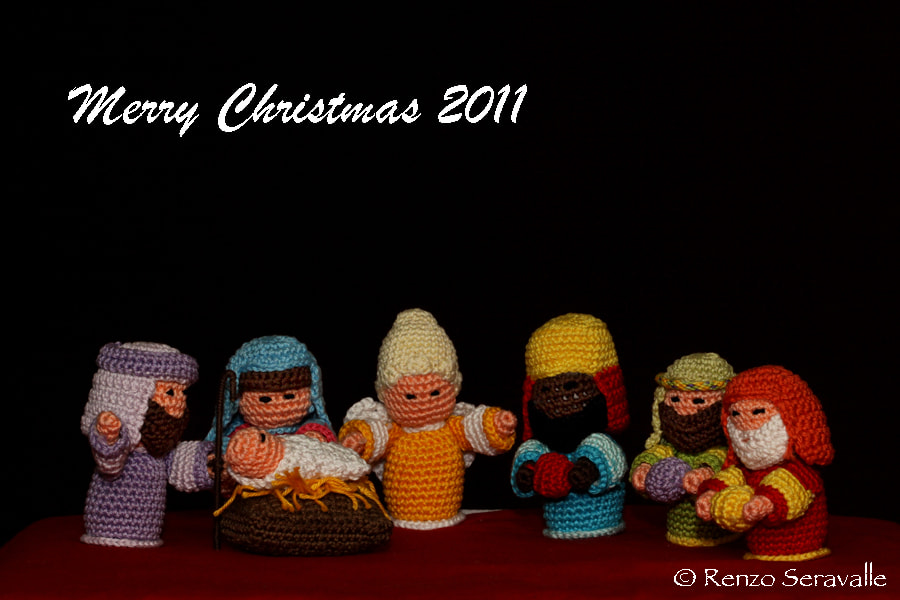 Photograph Merry Christmas 2011 by Renzo  Seravalle on 500px
