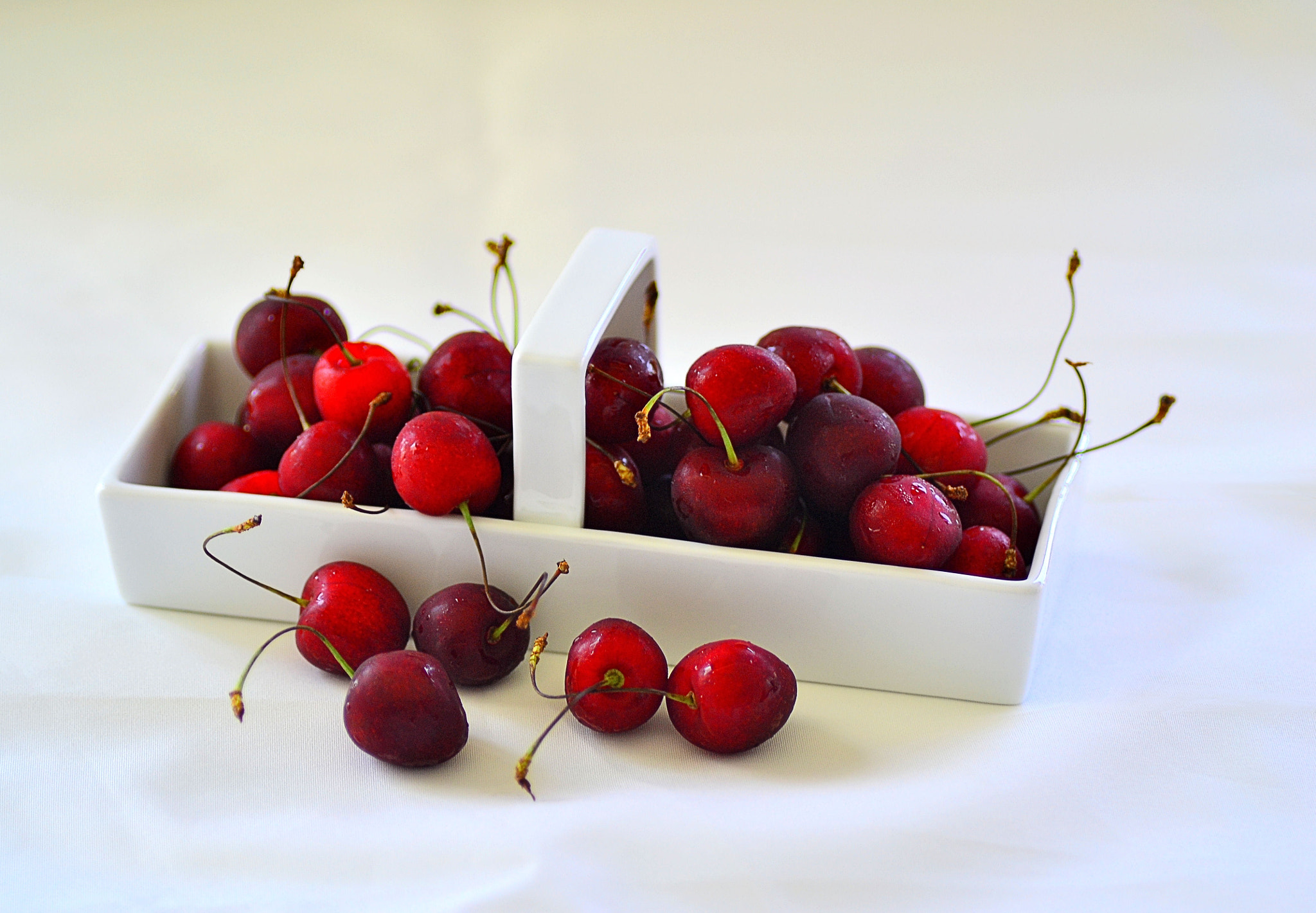 Photograph Cherries by Zeynep Ugurdag on 500px
