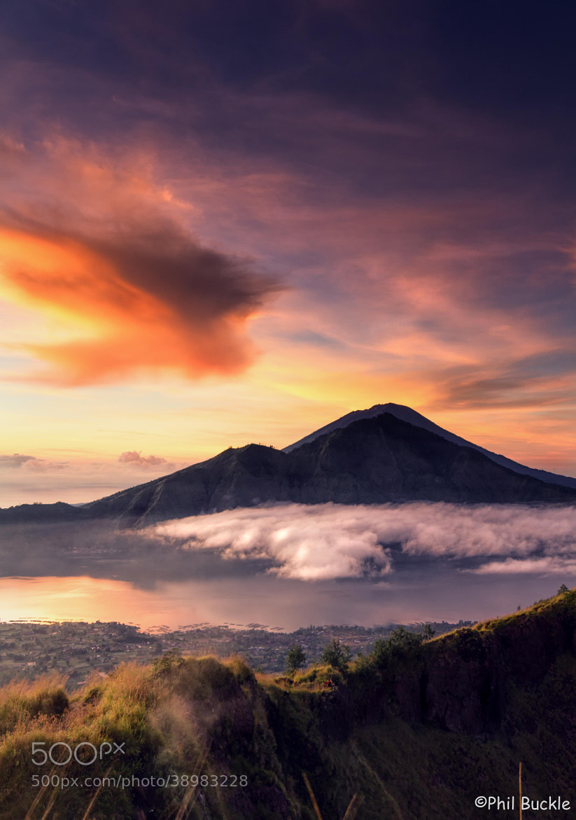 Photograph Bali Sunrise by Phil Buckle on 500px