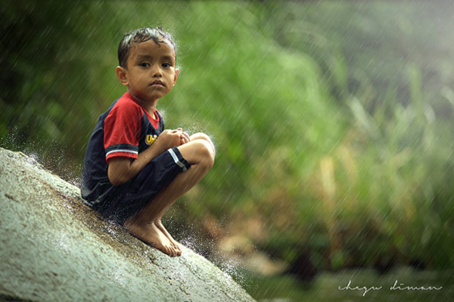 Photograph wet by chegu diman on 500px