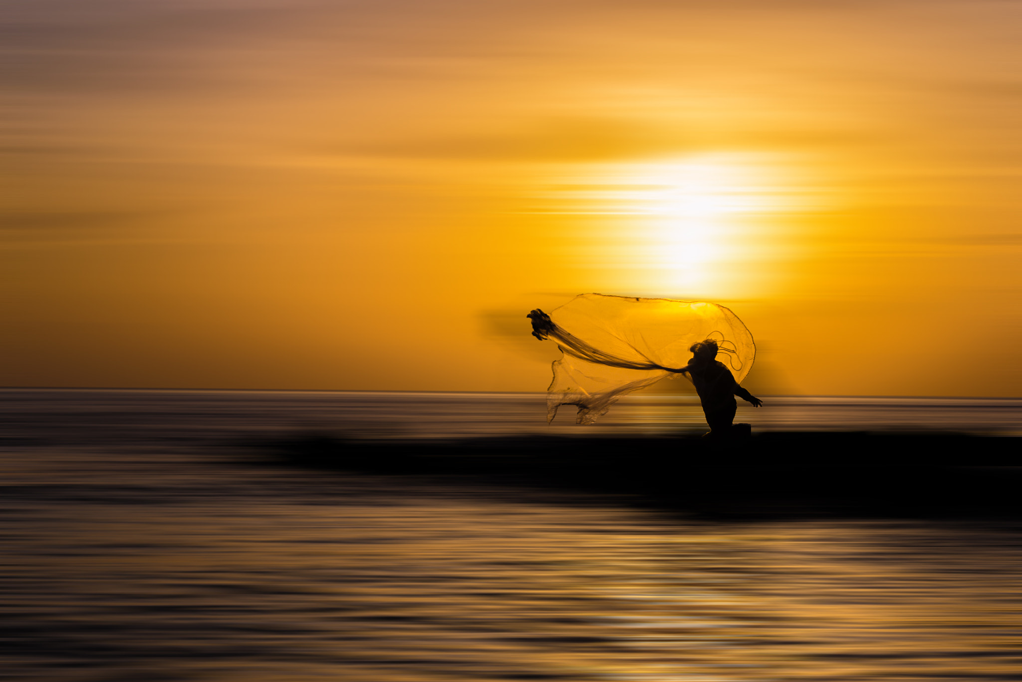 Photograph Catching The Sun. by Faizol Subhi on 500px