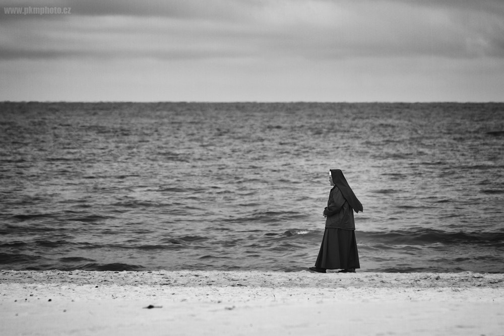 Photograph The old woman and the sea by Peter Krejzl on 500px