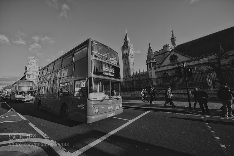 Photograph London by Malte Kuchta on 500px