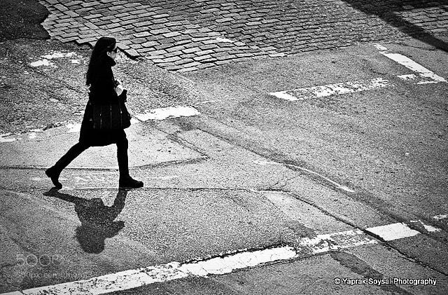 Photograph The Walk by Yaprak Soysal on 500px