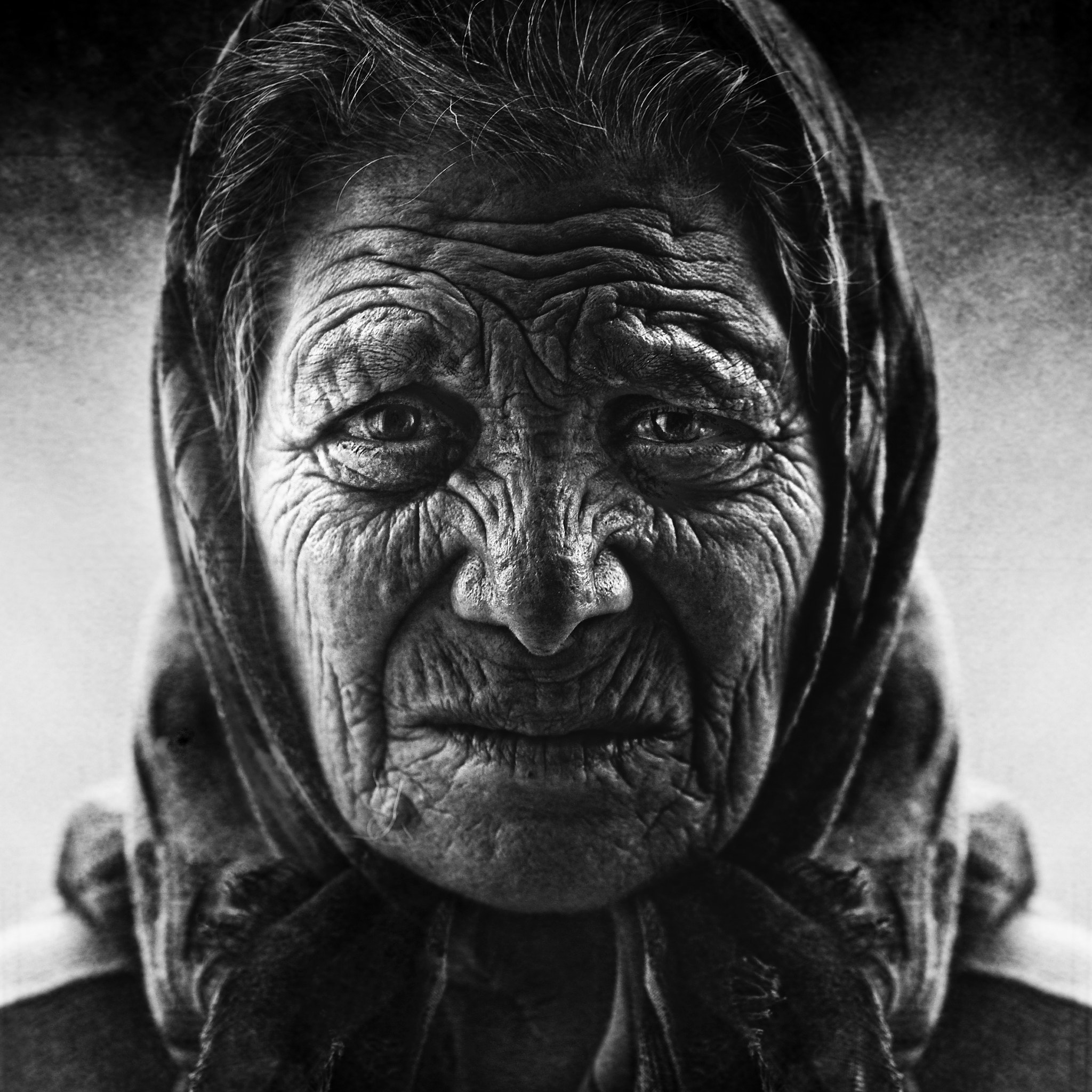 Photograph Rome.  by Lee Jeffries on 500px