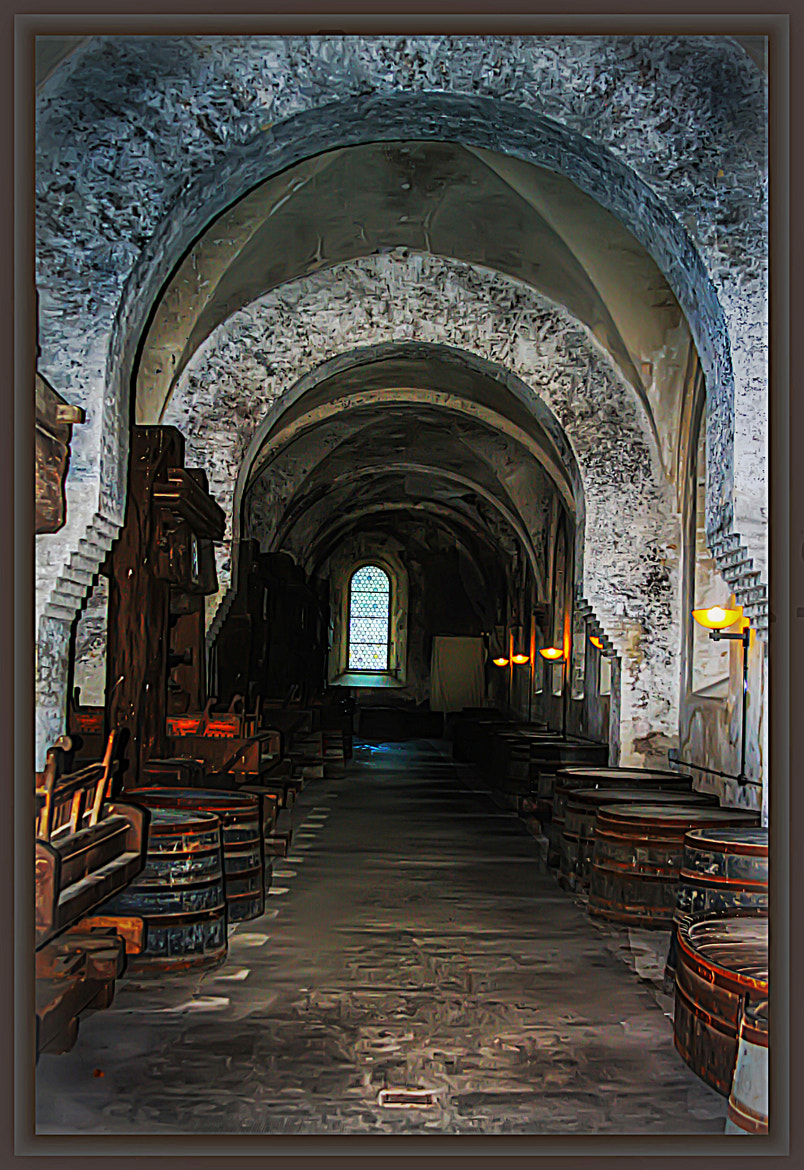 Photograph Eberbach Monaster by Gene  Brooking on 500px