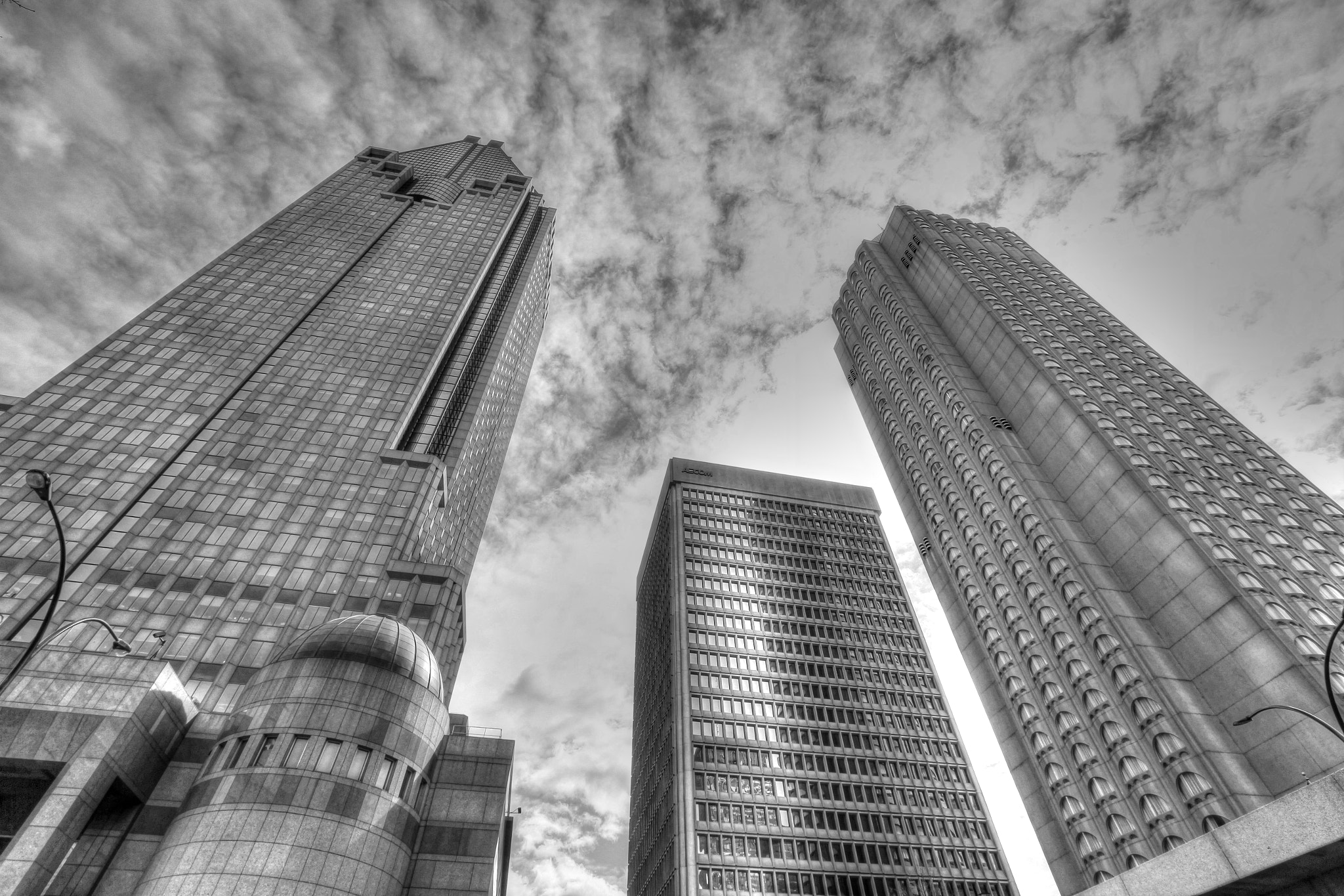 Photograph Montreal Skyscrapers by David Kajaks on 500px