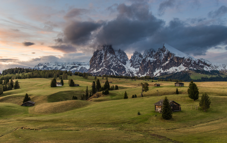 """<a href=""""http://www.hanskrusephotography.com/Workshops/Dolomites-June-2-6-2014/29524474_NkQhq3#!i=2565841358&k=z9BtZzM&lb=1&s=A"""">See a larger version here</a>  This photo was taken during a photo workshop in the Dolomites June 2013."""