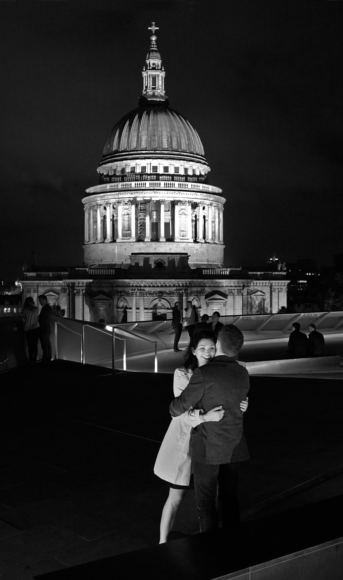 Photograph St Paul's Romance by Brent A. Martin on 500px