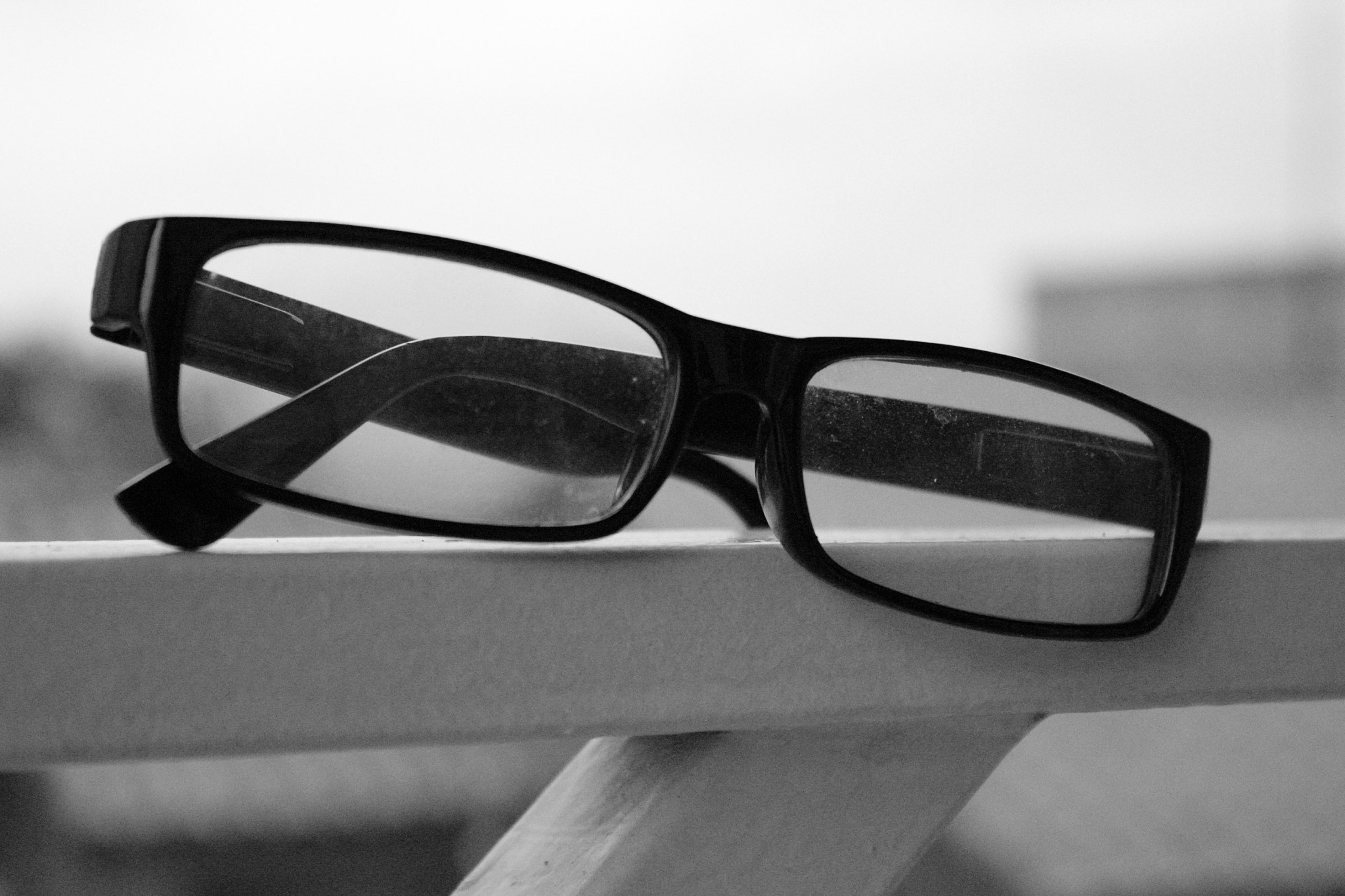 Photograph Monochromic Glasses by Tomás F. Martins on 500px