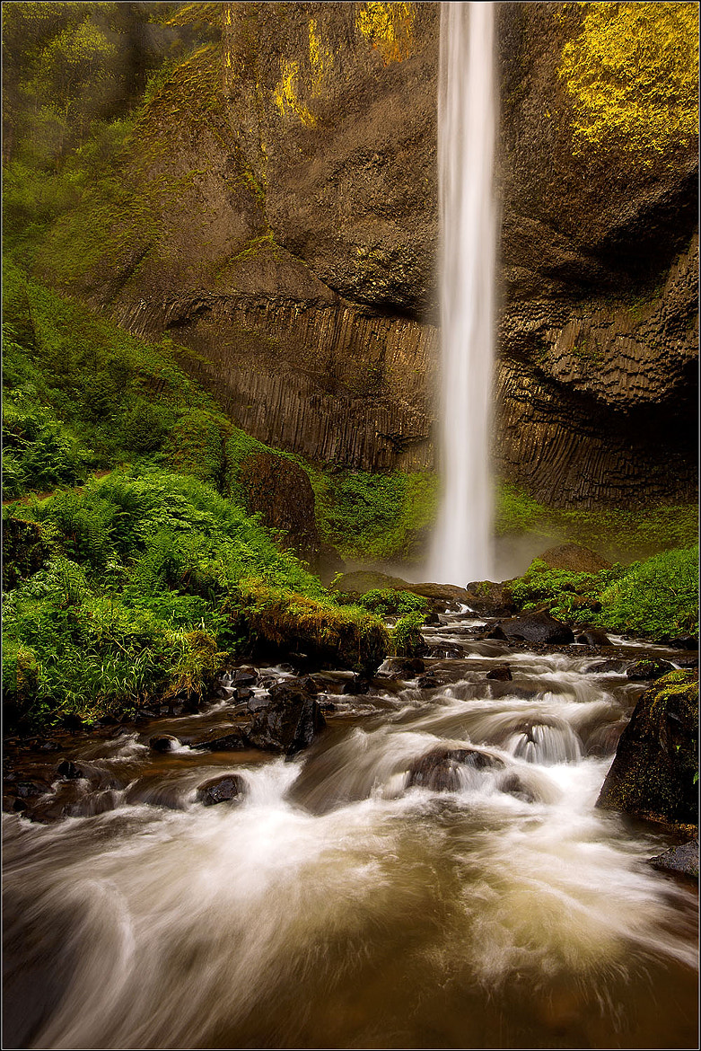 Photograph Lower Latourell Falls by Brian Clark on 500px