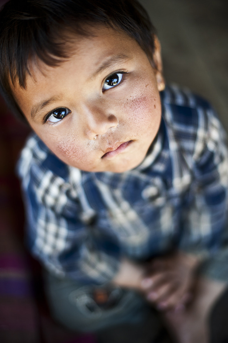 Photograph Innocence by aris apostolopoulos on 500px