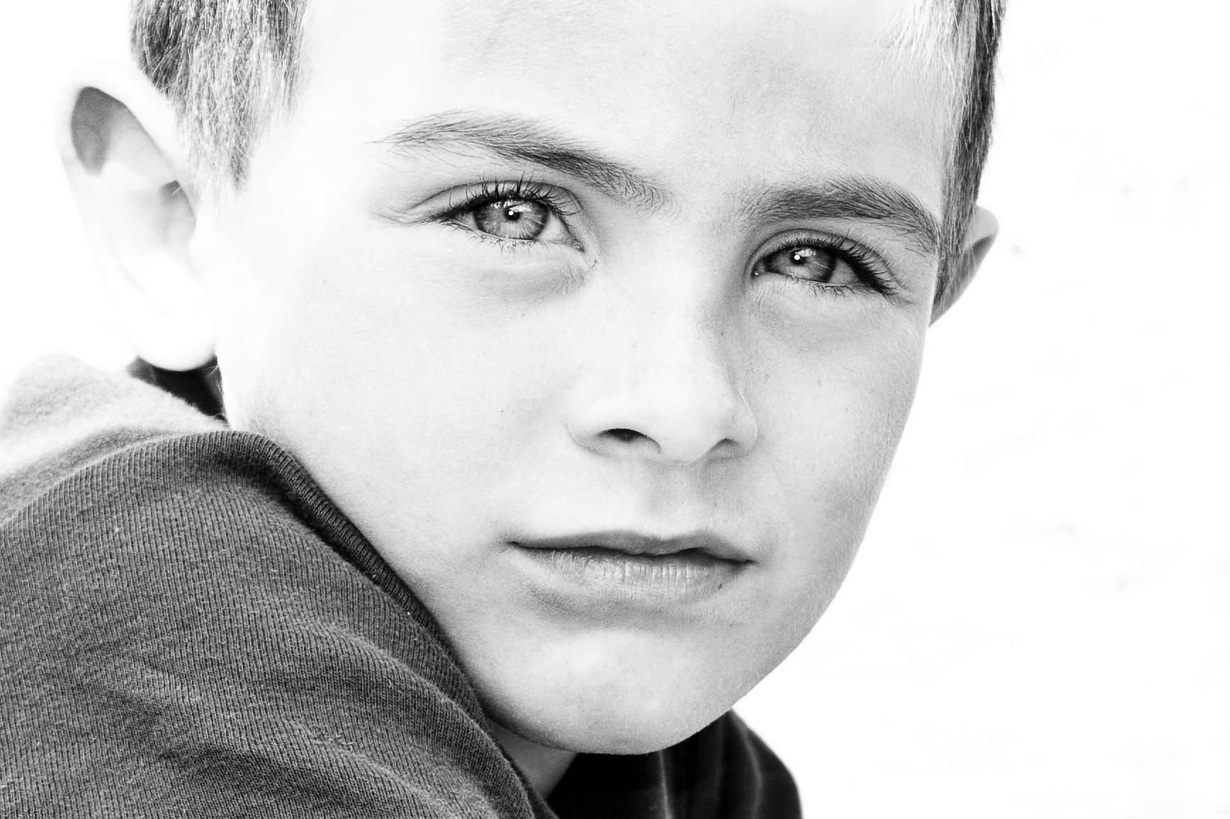 Photograph In his eyes by davide spedicato on 500px