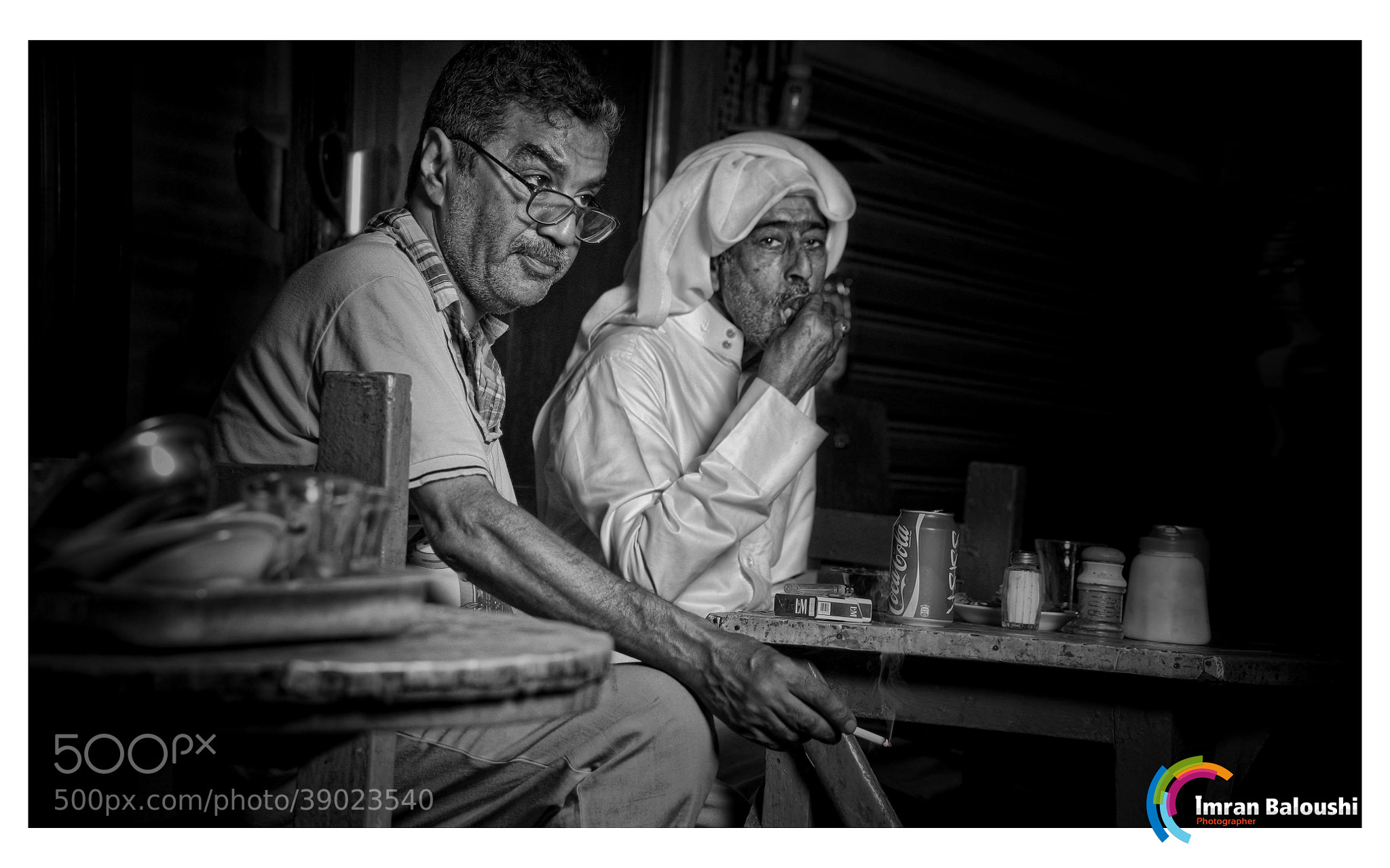 Photograph bw by Imran Baloushi on 500px