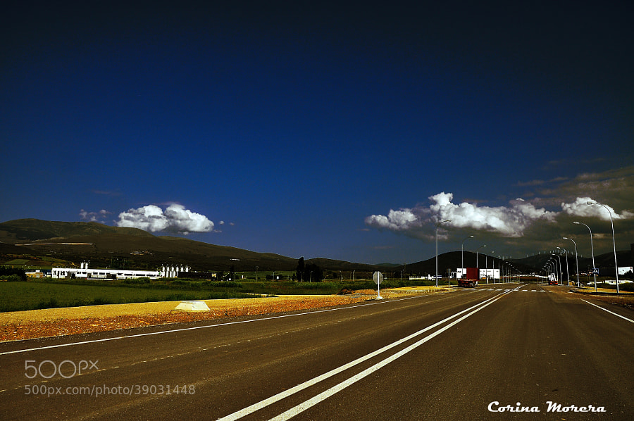 Road to... / Carretera a... by Corina Morera (corina_morera)) on 500px.com