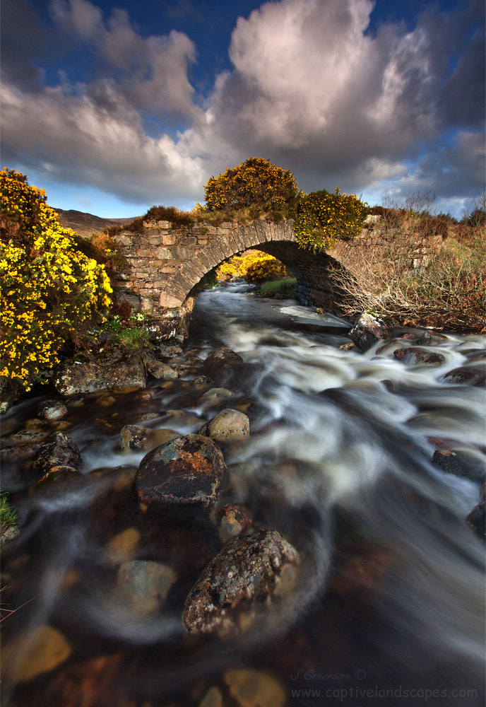 Photograph Dunlewy Stone Bridge by Stephen Emerson on 500px