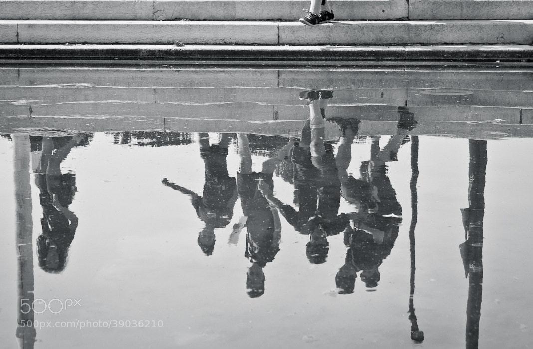 Photograph Water mirror by Filipe Miranda on 500px