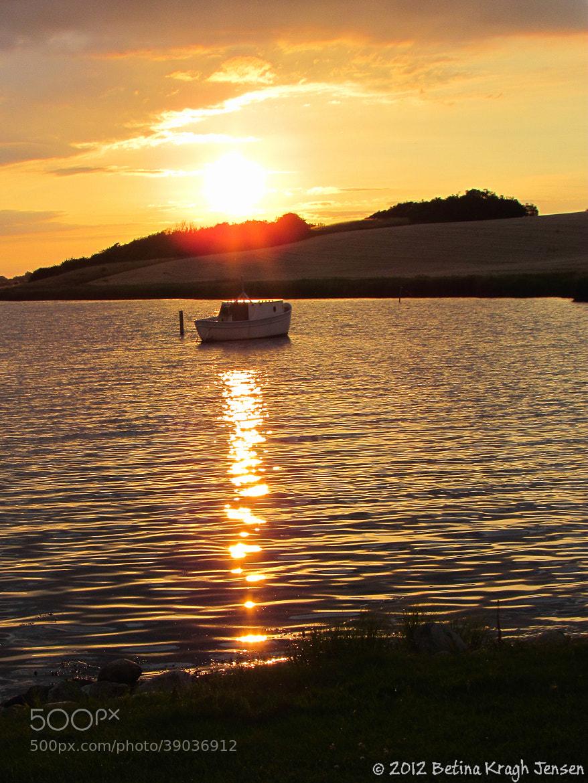 Photograph Sunset by Betina Jensen on 500px