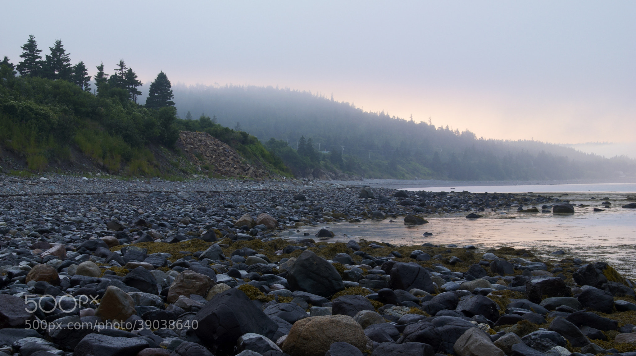 Photograph Storms on Castalia Beach, Grand Manan Island by Robert Williams on 500px