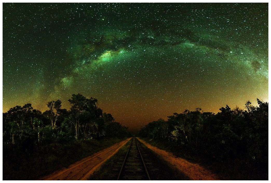 Photograph The road to the Milky Way !! by Valter Patrial on 500px
