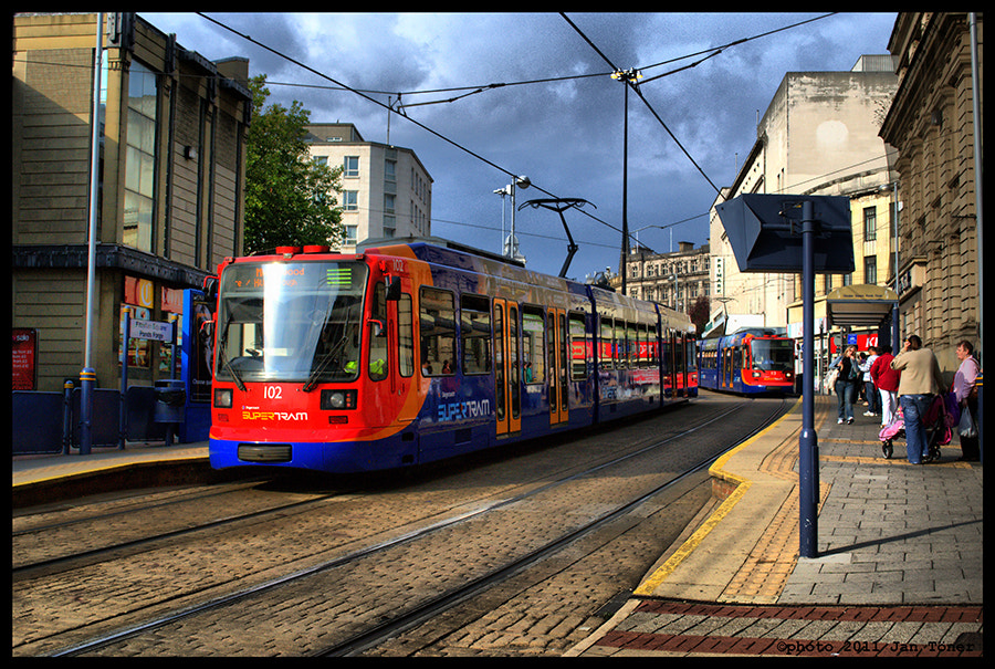 Photograph SuperTram #102 by Jan Töner on 500px