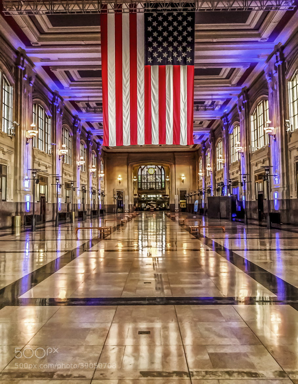 Photograph Union Station by Rusty Parkhurst on 500px