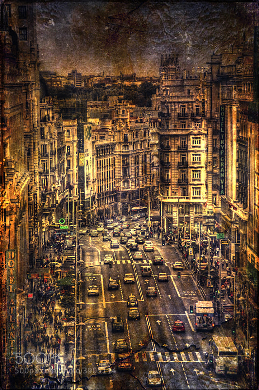 Photograph Visit Madrid by Dani  Parra on 500px