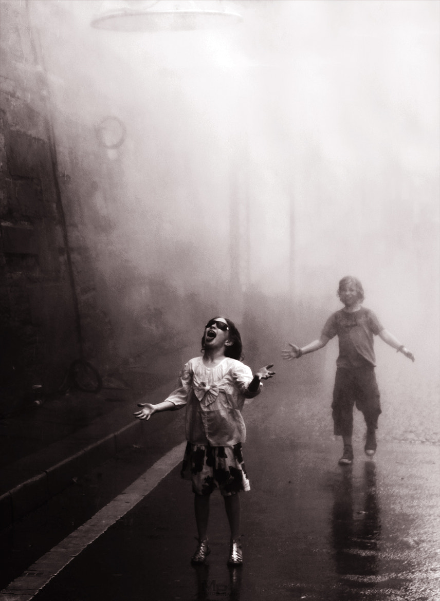 Photograph Zombies like rain by Philippe Moreau on 500px
