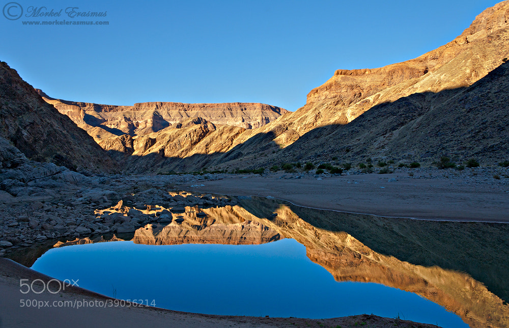 Photograph Canyon Reflections by Morkel Erasmus on 500px