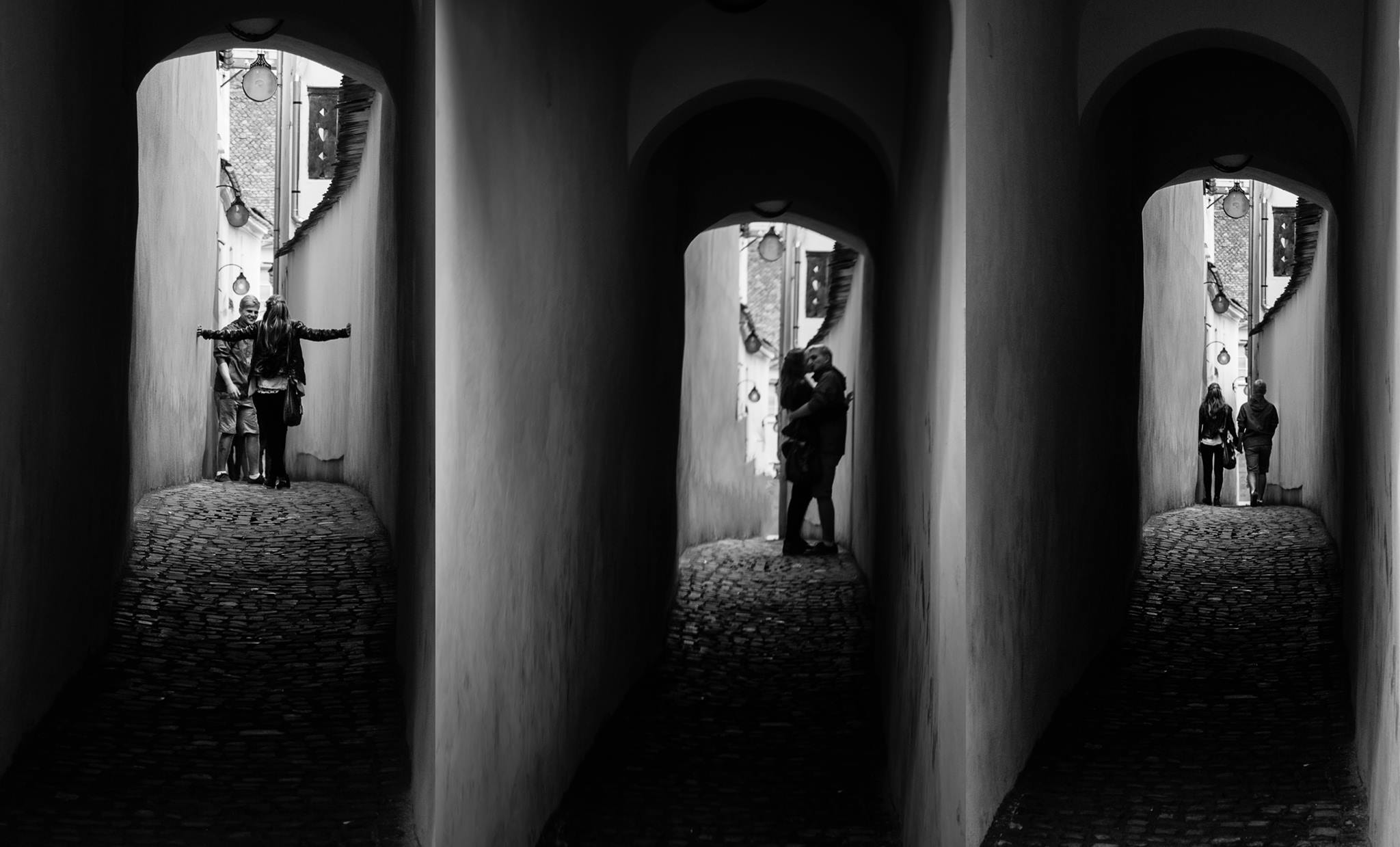 Photograph 'Boy Meets Girl' by Dan Alexandru on 500px