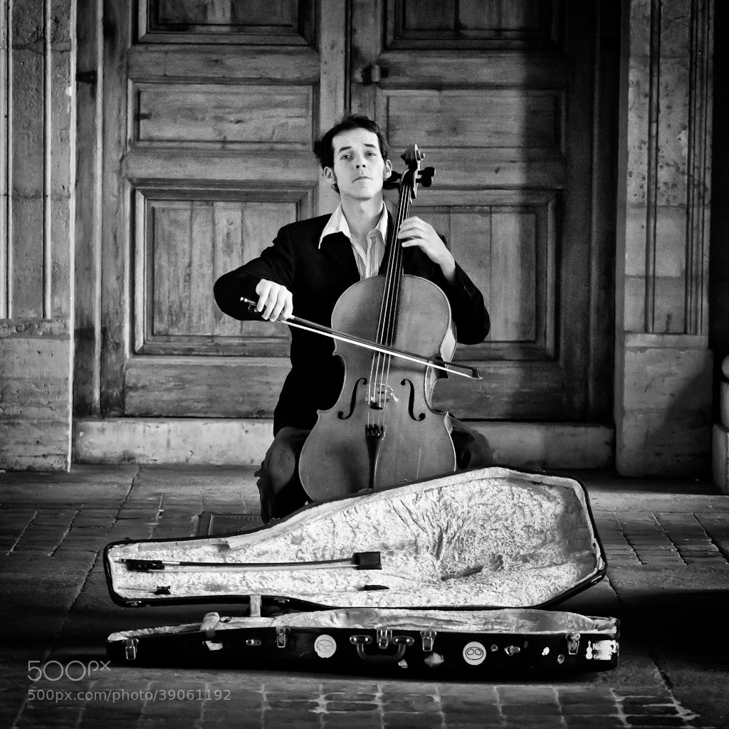 Photograph Violoncelle by patrick plazzi on 500px