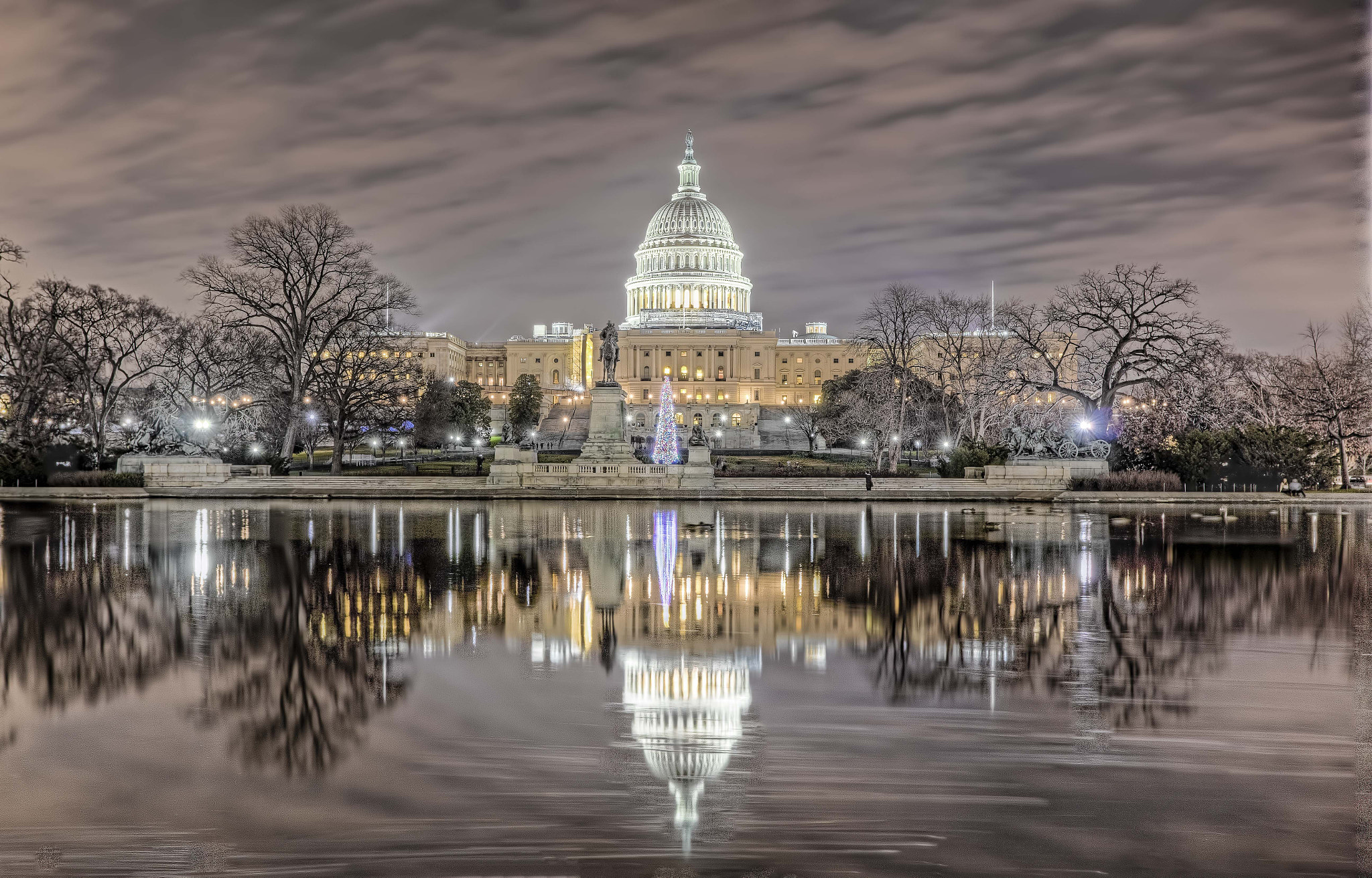 Photograph Capitol Night by Robert McMillan on 500px