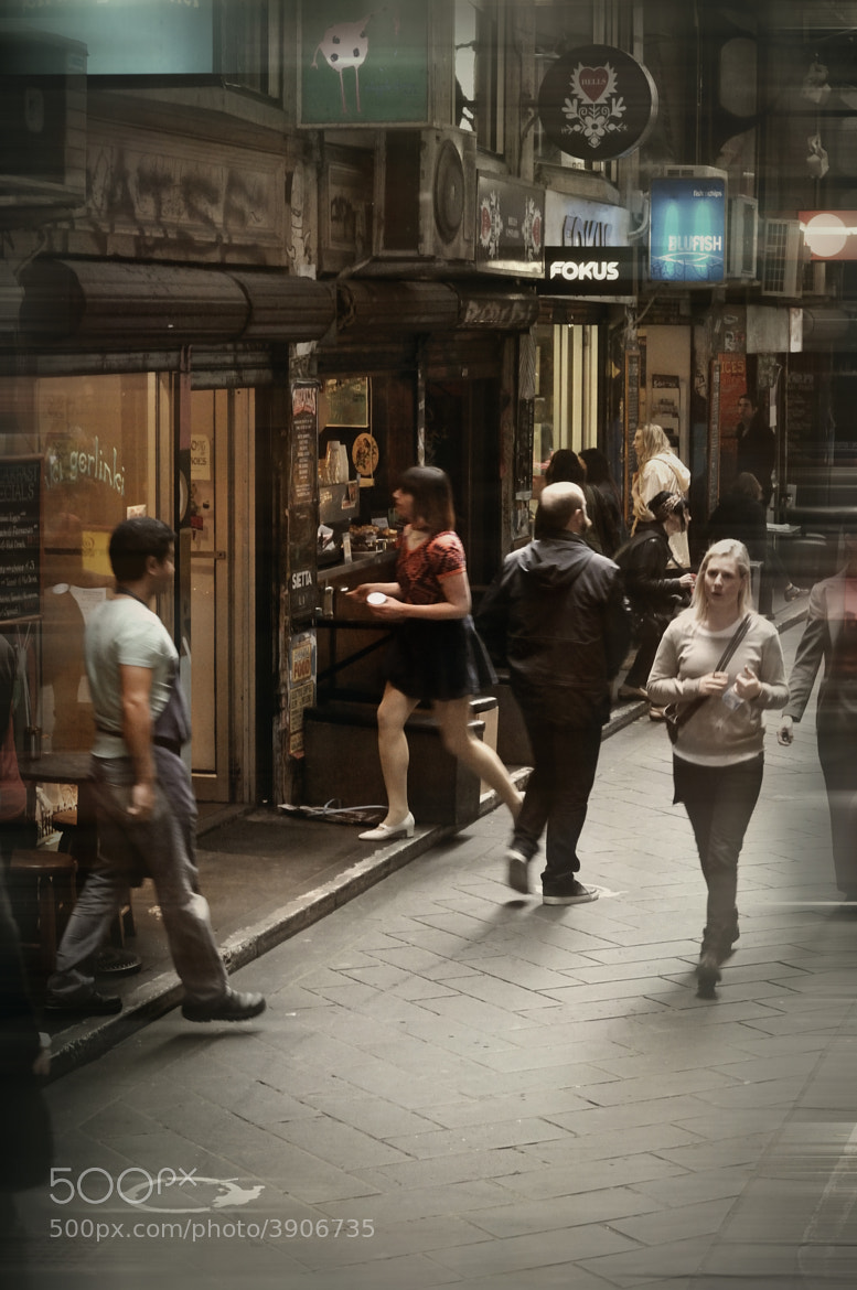 Photograph Urban Rush III by Trish Woodford on 500px
