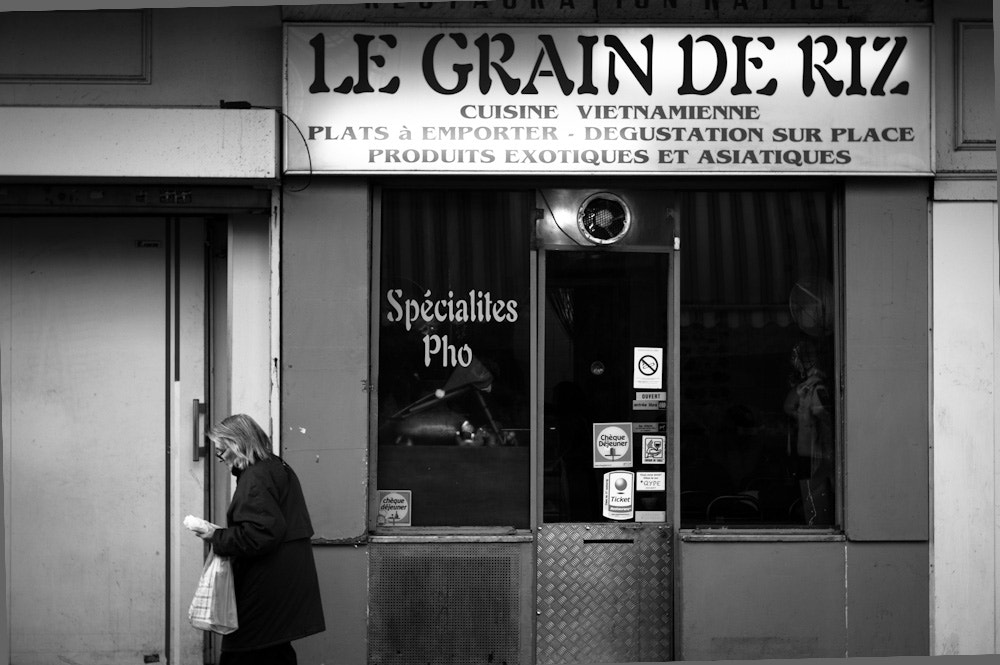 Photograph Le grain de riz by Geoffrey Arduini on 500px