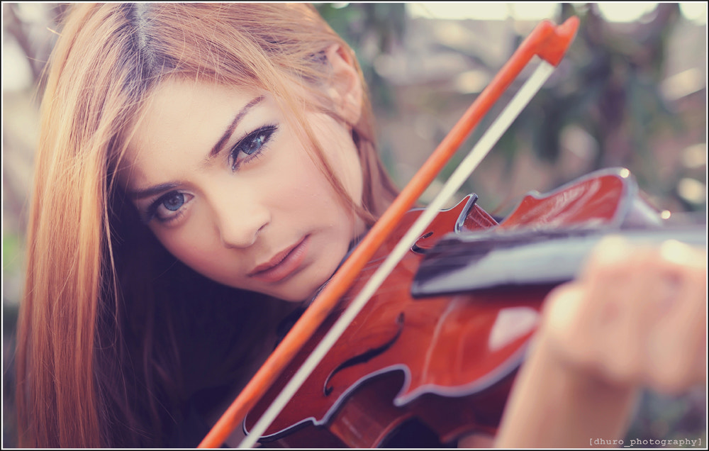 Photograph playing violin.... by [dhuro_ photography] on 500px