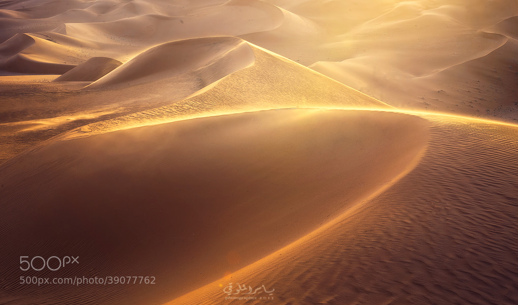 Photograph Rimaaal by yasser al mlogi on 500px