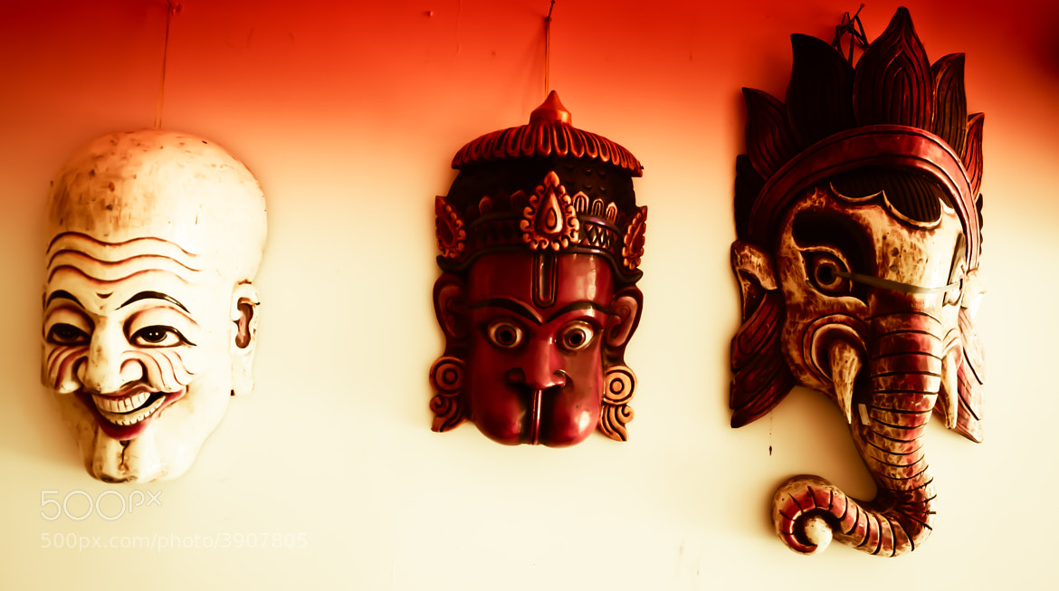 Photograph ***MASK*** by Rajat Bhargava on 500px