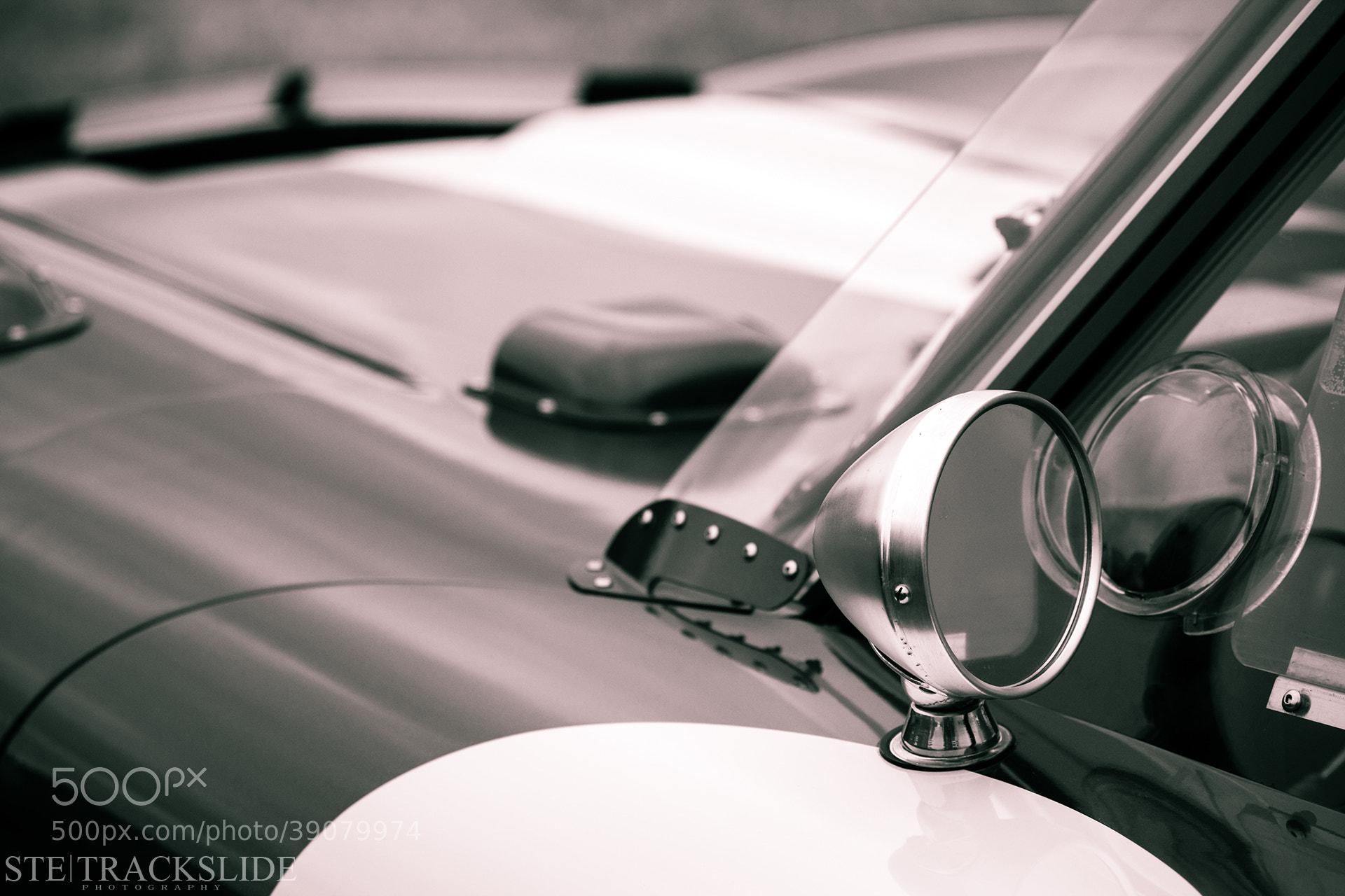 Photograph Lines... Shelby Daytona by Ste Trackslide on 500px
