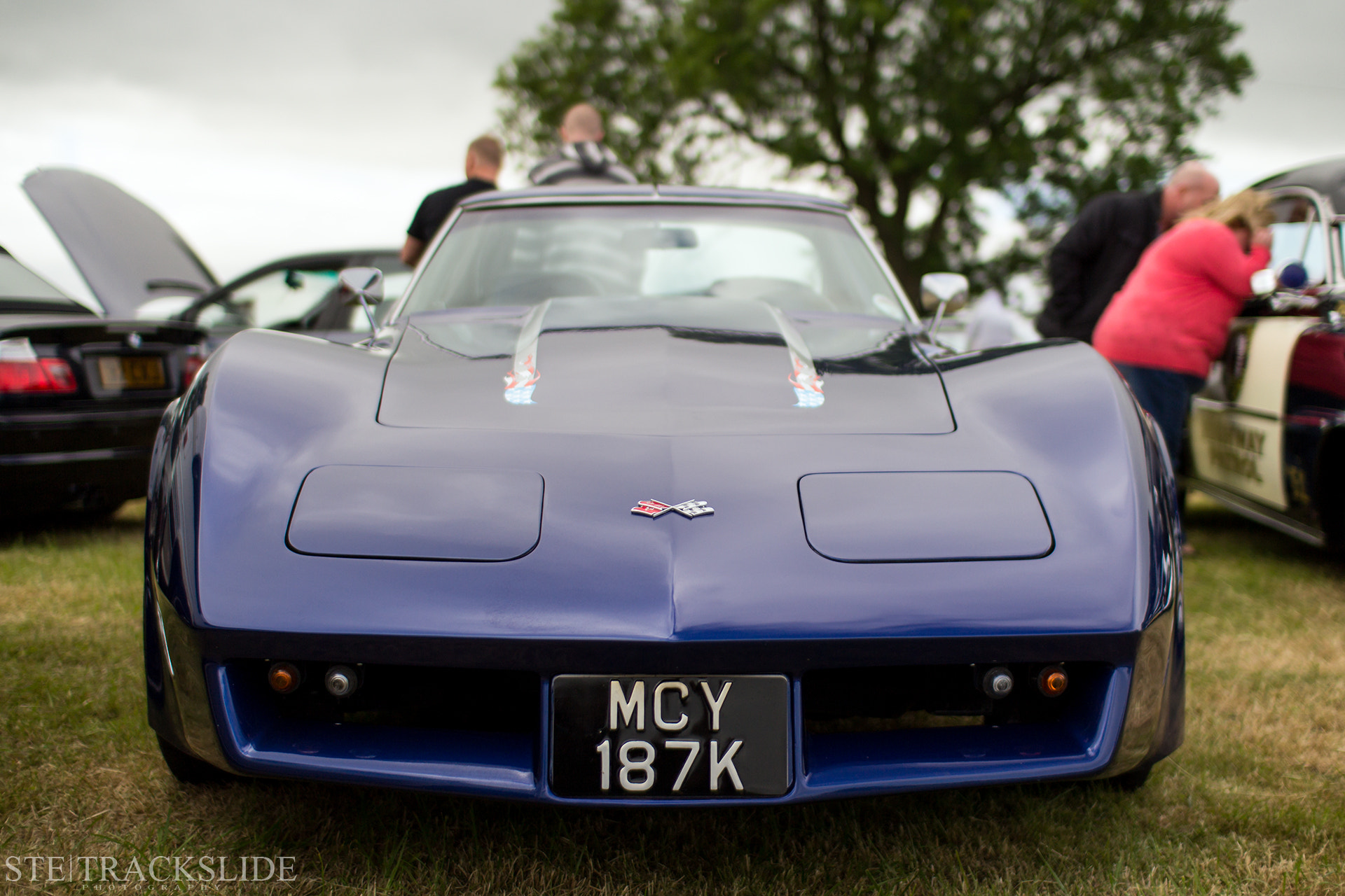 Photograph Another classic Corvette by Ste Trackslide on 500px