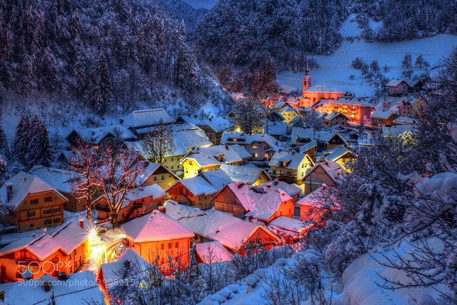 Photograph Christmas spirit by Janez Tolar on 500px