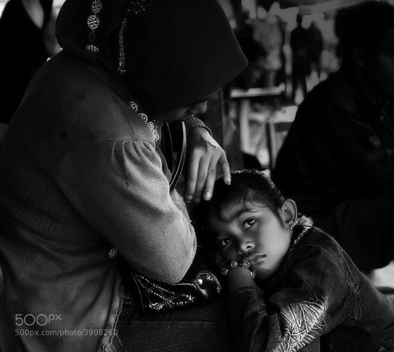 Photograph Love Mom by Sirajuddin Halim on 500px