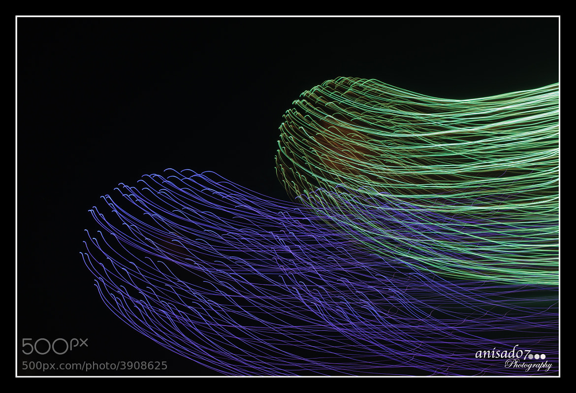 Photograph FIRE WORK LOOKS AS JELLY FISH by Anish Adhikari on 500px
