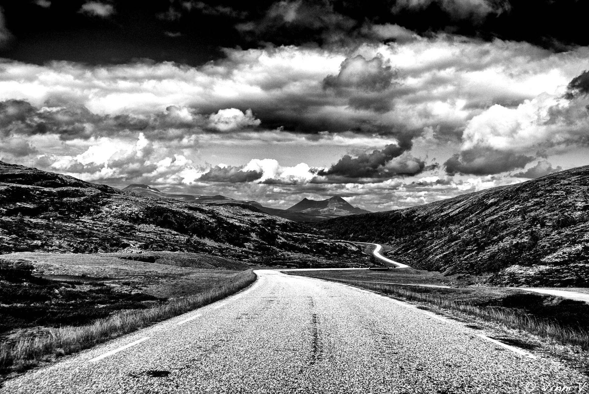 Photograph Driving  by Vinni  Vigdal on 500px