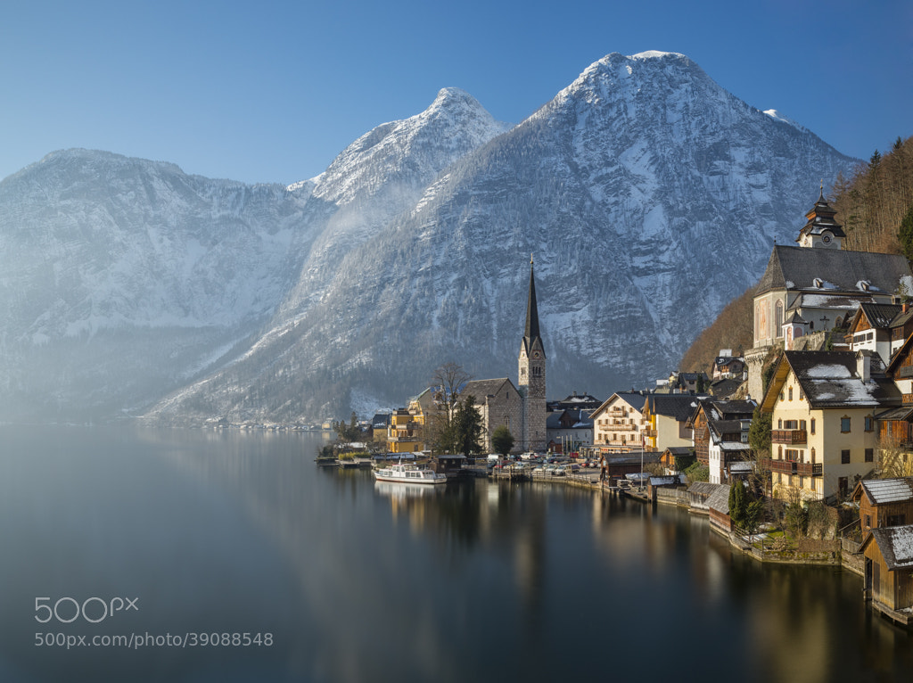 Photograph Morning in Hallstatt by jeffbfoto on 500px