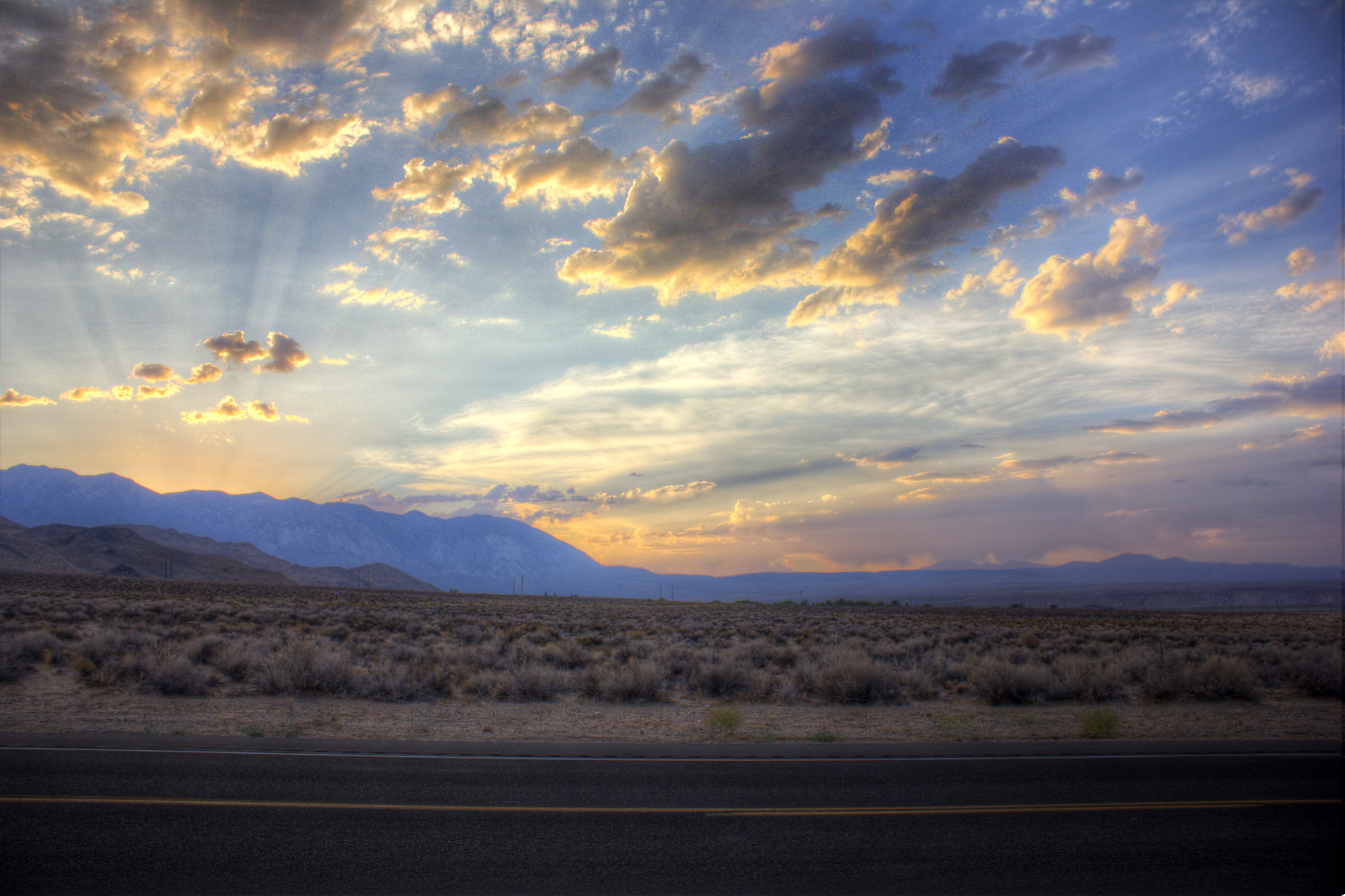 Photograph Sunset - 29th of June by Jacob Penderworth on 500px