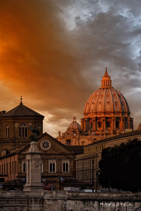 Photograph Burning dawn  by Maurizio Rellini on 500px